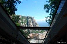 Sant Joan Funicular, Montserrat, Spain (5)