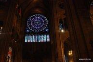 Stained Glass, Notre-Dame de Paris (1)