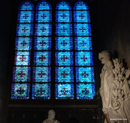 Stained Glass, Notre-Dame de Paris (3)