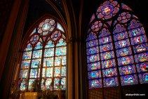 Stained Glass, Notre-Dame de Paris (5)
