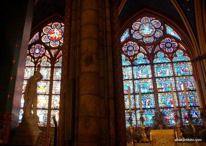 Stained Glass, Notre-Dame de Paris (6)