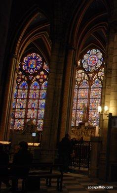 Stained Glass, Notre-Dame de Paris (7)