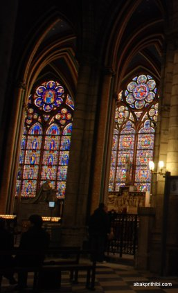 Stained Glass, Notre-Dame de Paris (7)