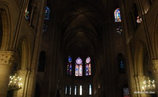 Stained Glass, Notre-Dame de Paris (8)