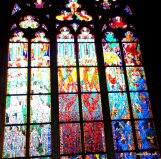 Stained Glass, St. Vitus Cathedral, Prague Castle (2)