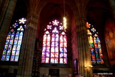 Stained Glass, St. Vitus Cathedral, Prague Castle (3)