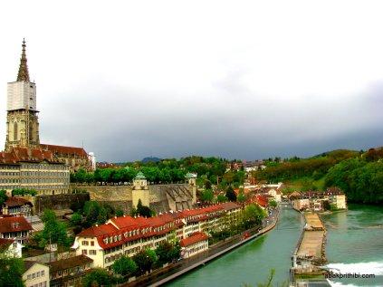 The Aare, Switzerland (1)