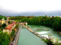 The Aare, Switzerland (2)