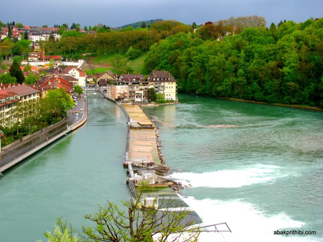 The Aare, Switzerland (3)