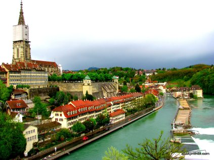 The Aare, Switzerland (4)