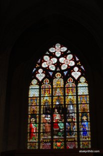 The Cathedral of St. Michael and St. Gudula, Brussels, Belgium (1)