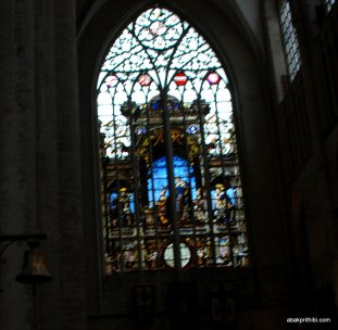The Cathedral of St. Michael and St. Gudula, Brussels, Belgium (2)