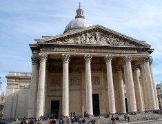 The Panthéon, Latin Quarter, Paris (1)