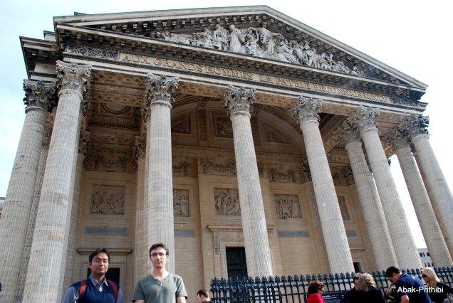 The Panthéon, Latin Quarter, Paris (2)