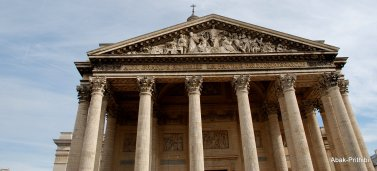 The Panthéon, Latin Quarter, Paris (3)
