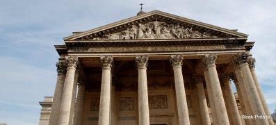 The Panthéon, Latin Quarter, Paris (3)