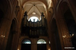 The pipe organ, Toulouse, France, Europe (3)