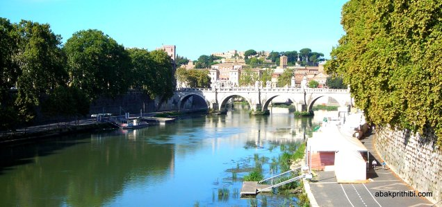 The Tiber, Italy (1)