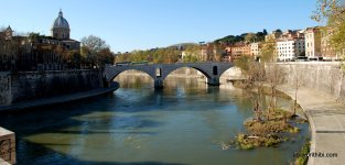 The Tiber, Italy (2)