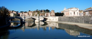 The Tiber, Italy (4)
