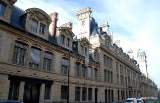 The University of Paris, France (3)