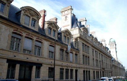 The University of Paris, France (3)