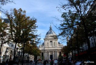 The University of Paris Or The Sorbonne, France (1)