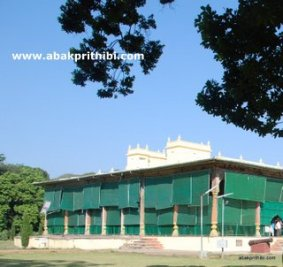 Tippu Sultan's Summer Palace, Mysore, India (1)