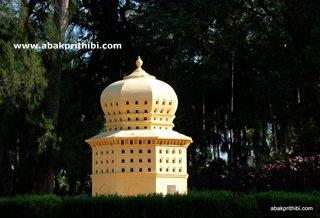 Tippu Sultan's Summer Palace, Mysore, India (2)