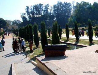 Tippu Sultan's Summer Palace, Mysore, India (6)