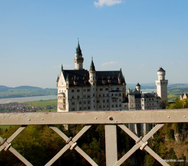 View from Queen Mary's Bridge, Bavaria, Germany (4)
