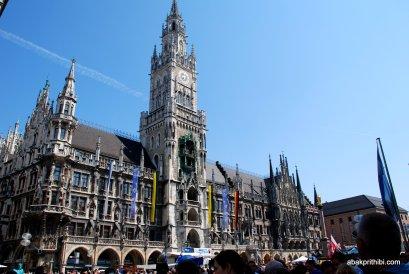 New Town Hall, Marienplatz, Munich, Germany (2)