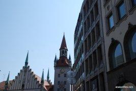 Old Town Hall, Marienplatz, Munich, Germany (1)