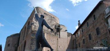 The Palatine Hill, Rome (1)
