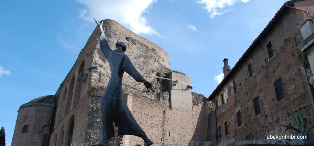The Palatine Hill, Rome (1)