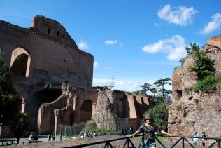 The Palatine Hill, Rome (17)