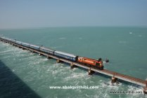 The Pamban Bridge, Rameswaram, India (7)