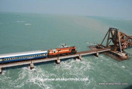 The Pamban Bridge, Rameswaram, India (9)