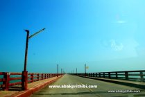 The Pamban Bridge, Rameswaram, India