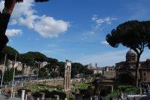 The Roman Forum, Rome, Italy (1)