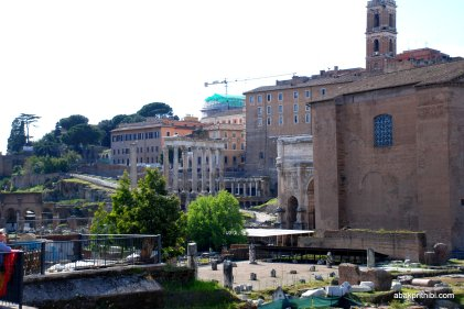 The Roman Forum, Rome, Italy (5)