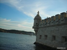 The Tagus river, Lisbon (1)