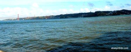 The Tagus river, Lisbon (2)