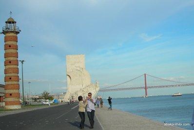 The Tagus river, Lisbon (4)