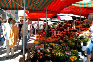The Viktualienmarkt, Munich, Germany (1)