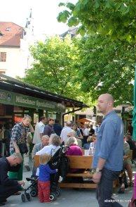 The Viktualienmarkt, Munich, Germany (2)