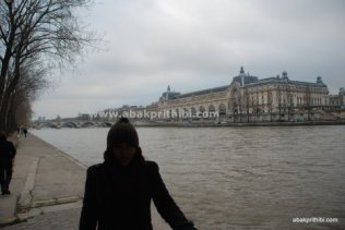 By the lovely river Seine, Paris, France (10)