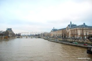By the lovely river Seine, Paris, France (11)