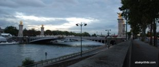 By the lovely river Seine, Paris, France (3)