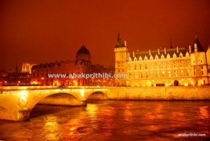 By the lovely river Seine, Paris, France (4)